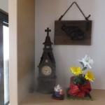 浪岡教会の花々