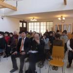 弘前西教会の臨時総会