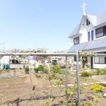 波岡教会菜園