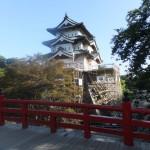 弘前城「ひきや」の様子