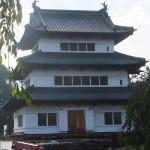 弘前城の曳家
