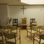 浪岡教会の新会堂