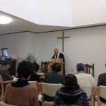 浪岡教会の献堂記念礼拝
