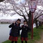 東奥義塾の新入生