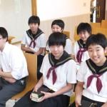 12連覇の聖愛女子バレー部と義塾の男子
